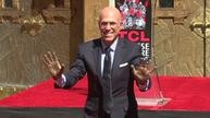 Dreamworks' Jeffrey Katzenberg feted in Hollywood