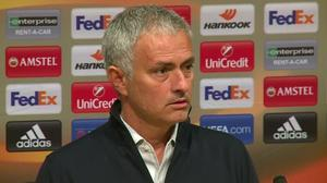 Mourinho bemoans United's 'poisoned' October fixtures