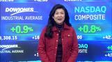 NY株反発、ドイツ銀行や米金融株がけん引(30日)