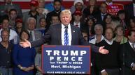 Trump: Mic at debate was