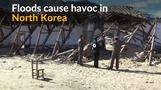Red Cross says floods affect 600,000 in North Korea
