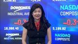 NY株下落、原油安や消費関連株軟調で(17日)