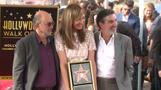 West Wing's CJ Cregg, Allison Janney, gets star on Walk of Fame