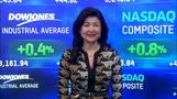 NY株反発、ネットフリックス急伸(18日)