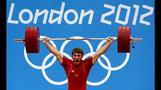 Russian Aukhadov stripped of 2012 Olympics silver medal