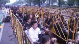 タイ当局が首都の治安対策強化、弔問者の増加見通しで(18日)