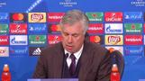 Bayern coach Ancelotti pleased with crushing victory over PSV