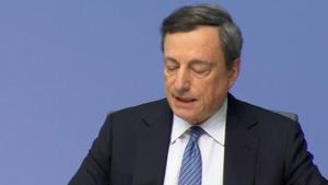 ECB: Draghi gives few clues over future policy