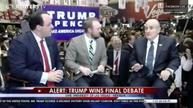 Trump TV network gets an audition on Facebook Live
