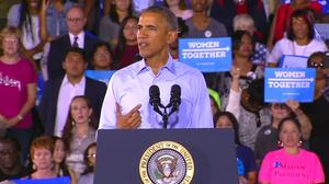Obama: vote for Republicans is a vote for more