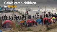 Calais 'Jungle' minors in limbo