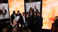 Tom Hanks hits LA 'Inferno' premiere