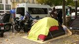 Paris reports rise in migrant rough-sleepers