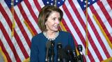 Pelosi re-elected as U.S. House Democratic leader