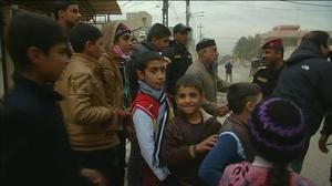 No food or water in Iraq's Mosul