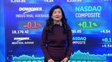 NY株ほぼ変わらず、金融株上昇一服で(2日)