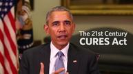 President Obama urges Senate to pass