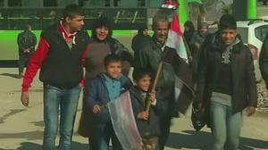 A homecoming in Aleppo