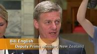 NZ's English says he's considering leadership after PM Key resignation