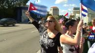 Latino millennials look toward a future without Fidel Castro