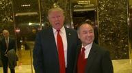Trump says SoftBank to invest $50 billion in U.S.