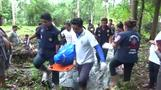 Three accused in Thailand murder