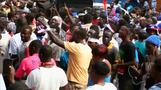 Ghana opposition leader wins election
