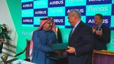 Saudi's flynas boosts Airbus order book
