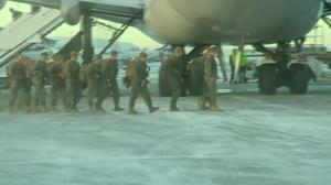 U.S. Marine landing in Norway irks Russia