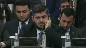 Syrian talks open in Astana but hopes are low.