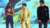 Jackie Chan hits Mumbai to promote 'Kung Fu Yoga'