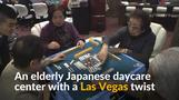 Japanese care center seeks winning streak with Las Vegas entertainment