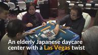 Japanese care center seeks winning streak with Las Vegas entertainment