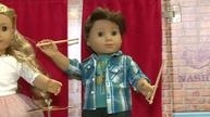 American Girl debuts first-ever boy doll