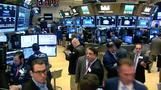 Drug stocks drag Wall Street down