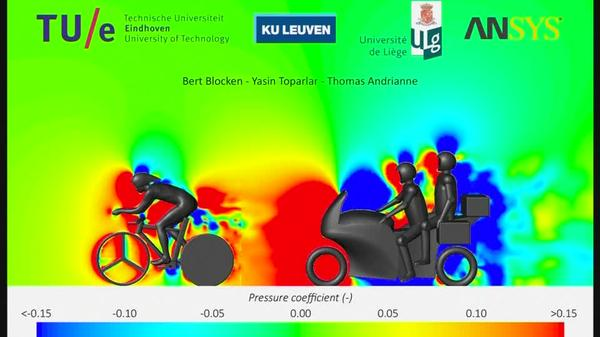 Motorcycles near riders could influence cycle races, says aerodynamics study