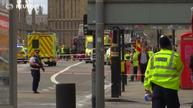 "5 dead in UK parliament ""terrorist attack"""