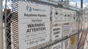 Trump backs Keystone pipeline, but challenges remain