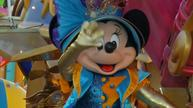 Disneyland Paris parade celebrates 25th anniversary