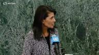 UN diplomats look for substance behind Haley's tough talk