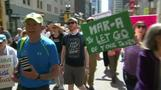 Thousands rally across U.S. demanding Trump release tax returns
