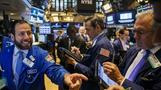 IBM sends S&P 500, Dow lower