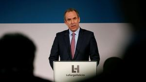 LafargeHolcim CEO to stand down over Syria payments