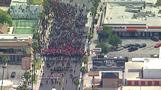 Armenians march in L.A. to commemorate 1915 killings