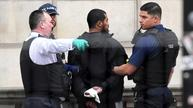UK police detain man on terror charge in London