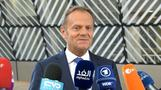 Tusk says EU's unity in Brexit talks is in Britain's interest