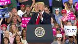 Trump trolls White House press dinner during Pennsylvania rally