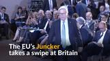 EU chief says influence of English fading