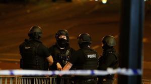 'Suicide' blast at UK concert kills at least 22
