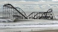After Sandy, New Jersey roller coaster back in action